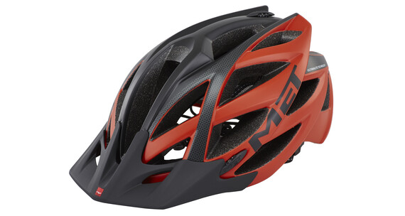 MET Kaos Ultimalite Helm red